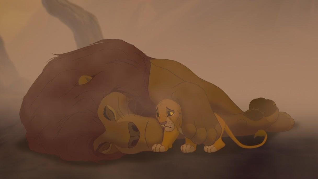 король лев 4 месть зирыэлды