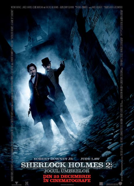 Шерлок Холмс: Игра теней (Sherlock Holmes: A Game of Shadows) 2011