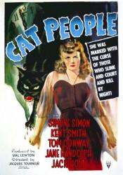 ЛЮДИ-КОШКИ (CAT PEOPLE) 1942