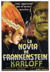 НЕВЕСТА ФРАНКЕНШТЕЙНА (BRIDE OF FRANKENSTEIN) 1935