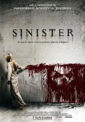 СИНИСТЕР (SINISTER) 2012