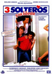 ТРОЕ МУЖЧИН И МЛАДЕНЕЦ В ЛЮЛЬКЕ (3 HOMMES ET UN COUFFIN) 1985
