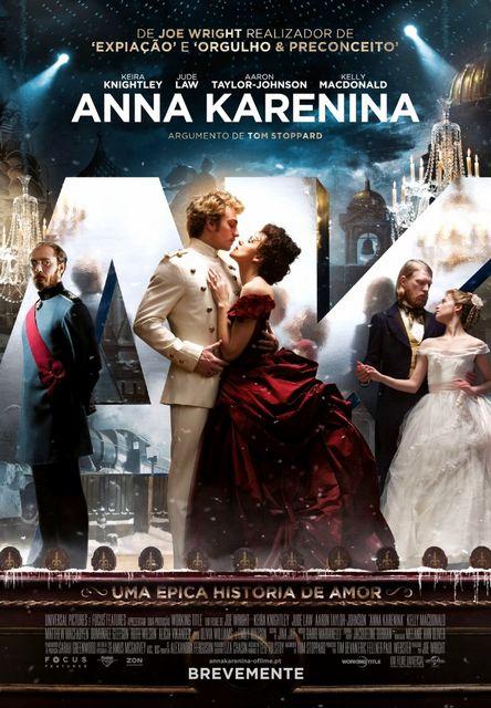 Фильм Анна Каренина (Anna Karenina) 2012