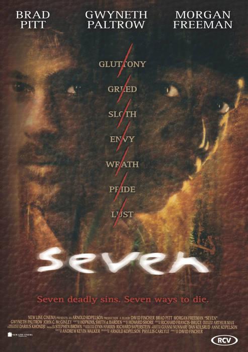 Фильм Семь (Se7en) 1995