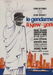 ЖАНДАРМ В НЬЮ-ЙОРКЕ (LE GENDARME À NEW YORK) 1965