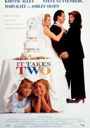 ДВОЕ: Я И МОЯ ТЕНЬ (IT TAKES TWO) 1995