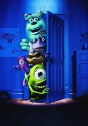 КОРПОРАЦИЯ МОНСТРОВ (MONSTERS, INC) 2001