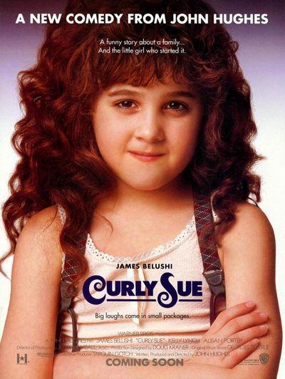 КУДРЯШКА СЬЮ (CURLY SUE) 1991