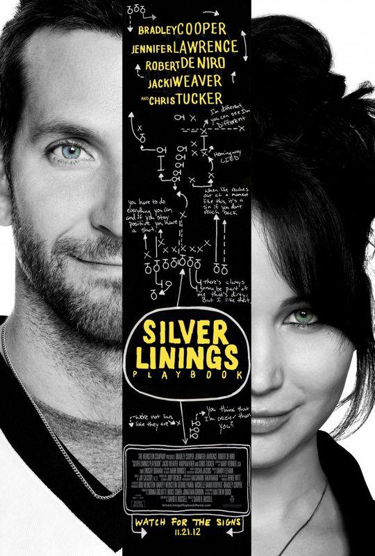 Фильм Мой парень – псих (Silver Linings Playbook) 2012