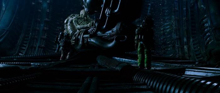 Кадры из фильма Чужой (Alien) 1979