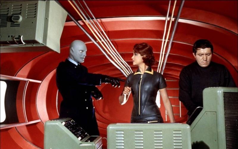 Фантомас (Fantômas) 1964