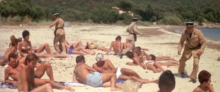Жандарм из Сен-Тропе кадры из фильма